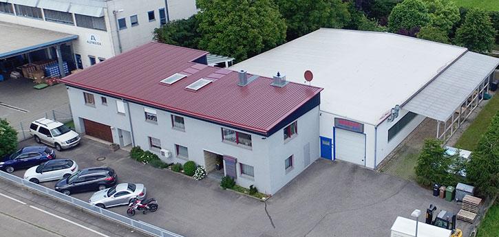 Alfred Brodacz GmbH, Acryl Verarbeitung Treuchtlingen